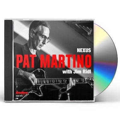 Pat Martino NEXUS CD