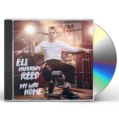 Eli Paperboy Reed MY WAY HOME CD