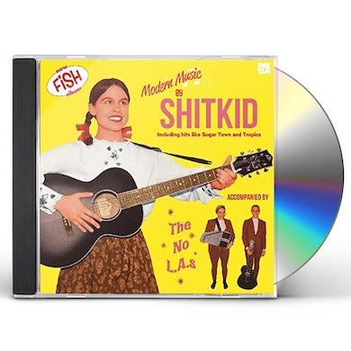Shitkid FISH CD