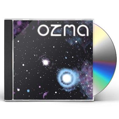 Ozma HUGE & SILENT PLACE CD