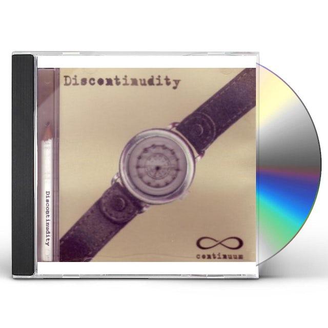 Continuum DISCONTINUDITY CD