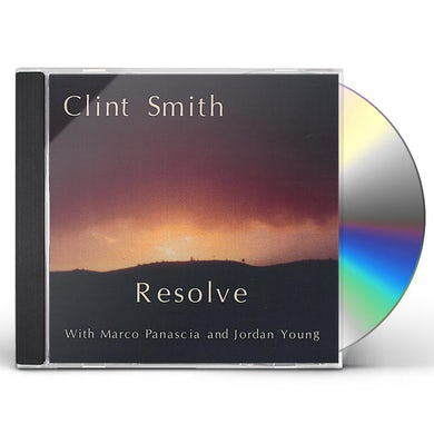 Clint Smith RESOLVE CD