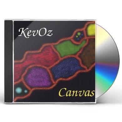 KevOz CANVAS CD