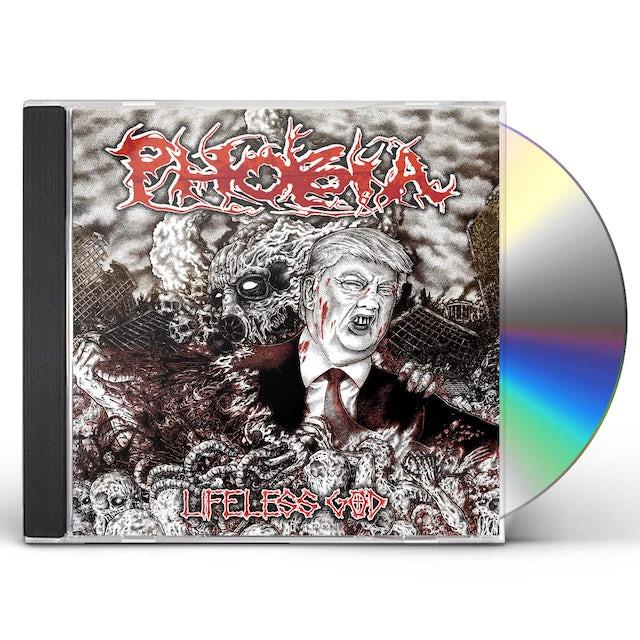 Phobia LIFELESS GOD CD