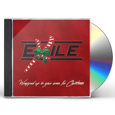 Exile WRAPPED UP IN YOUR ARMS FOR CHRISTMAS CD