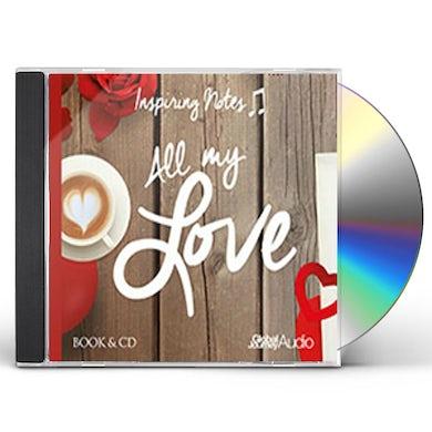 Peter Samuels ALL MY LOVE CD