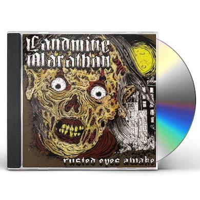 Landmine Marathon RUSTED EYES AWAKE CD