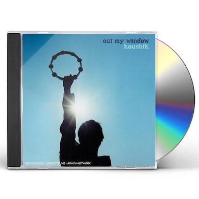 Koushik OUT MY WINDOW CD