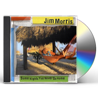 Jim Morris SOME NIGHTS YOUR NEVER GO HOME CD