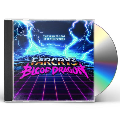 Power Glove FARCRY 3 BLOOD DRAGON / Original Soundtrack CD