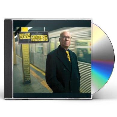 Gary Burton GUIDED TOUR CD