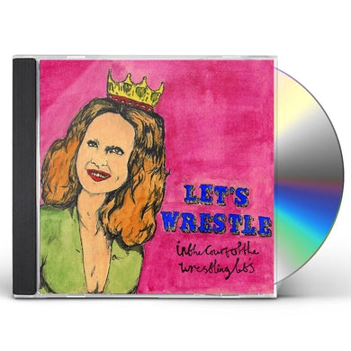 IN THE COURT OF THE WRESTLING LETS CD