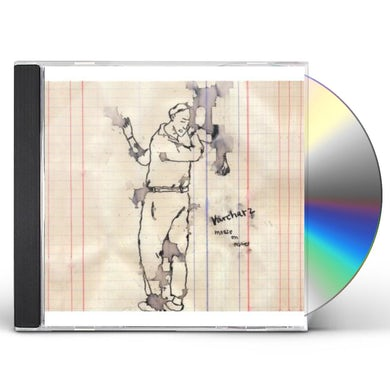 Mouse On Mars VARCHARZ CD