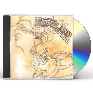 Tommy Lee TOMMYLAND: THE RIDE CD