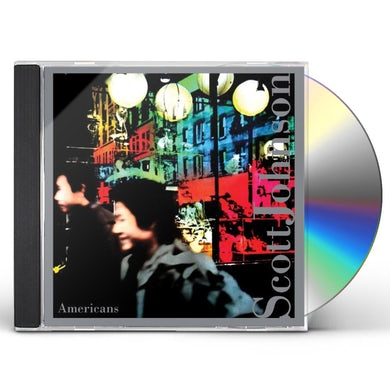 Scott Johnson AMERICANS CD