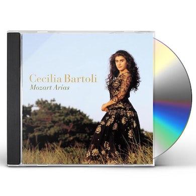 Cecilia Bartoli MOZART ARIAS CD