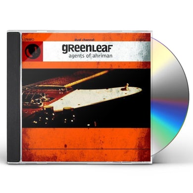 Greenleaf 20377 AGENTS OF AHRIMAN CD