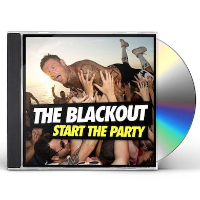 Blackout START THE PARTY CD
