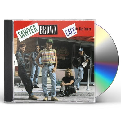 Sawyer Brown CAFE ON THE CORNER CD