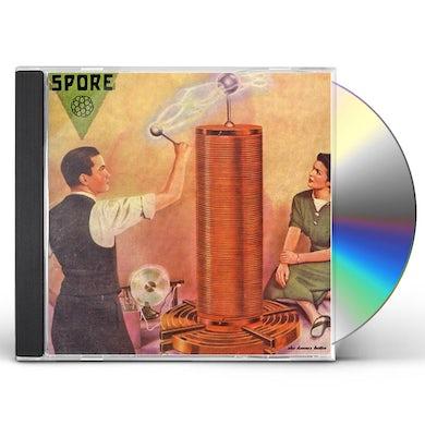 SPORE CD