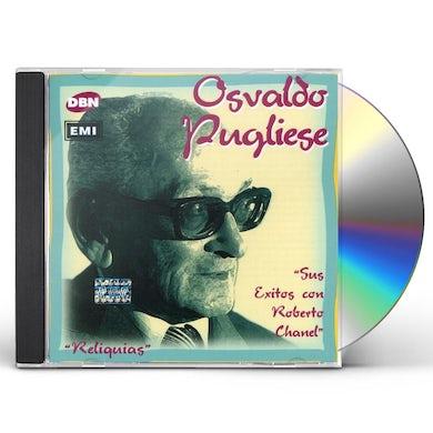 SUS EXITOS CON ROBERTO CHANEL CD