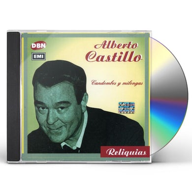 CANDOMBES Y MILONGAS CD