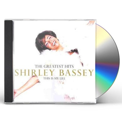 Shirley Bassey THIS IS MY LIFE: GREATEST HITS CD