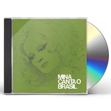 MINA CANTA O BRASIL CD