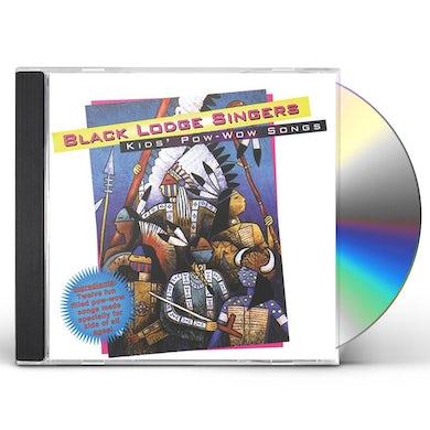 Black Lodge Singers KID'S POW-WOW SONGS CD