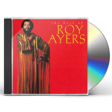 Roy Ayers BEST OF CD