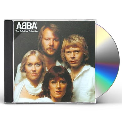 Abba DEFINITIVE COLLECTION CD