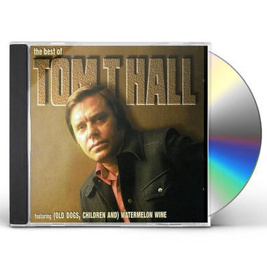 Tom T Hall BEST OF CD