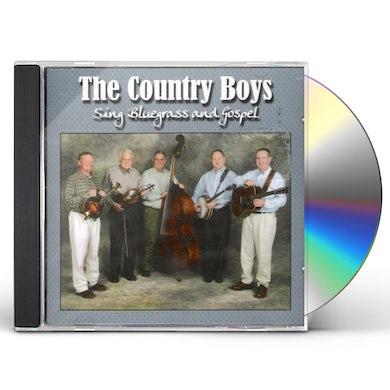 Country Boys SING BLUEGRASS & GOSPEL CD