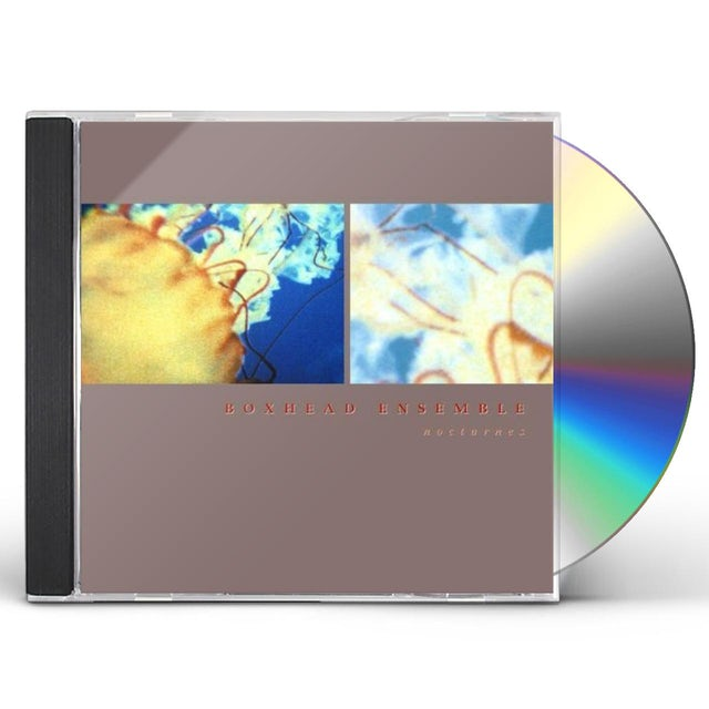 Boxhead Ensemble NOCTURNES CD