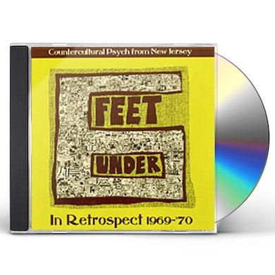 Six Feet Under IN RETROSPECT 1969-70 CD