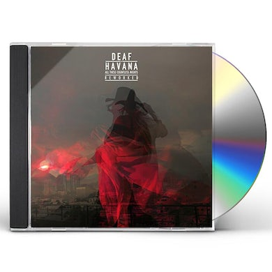 Deaf Havana ALL THESE COUNTLESS NIGHTS (REWORKED) CD