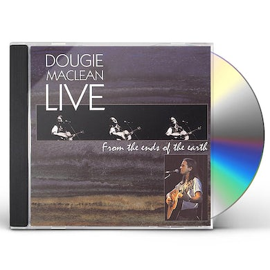 Dougie Maclean LIVE FROM THE ENDS OF THE EARTH CD