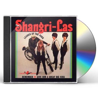 Shangri-Las LEADER OF PACK CD