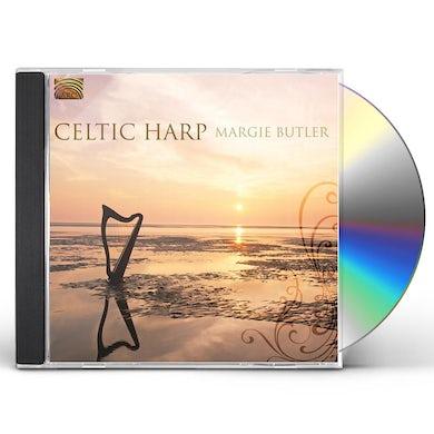 Margie Butler CELTIC HARP CD
