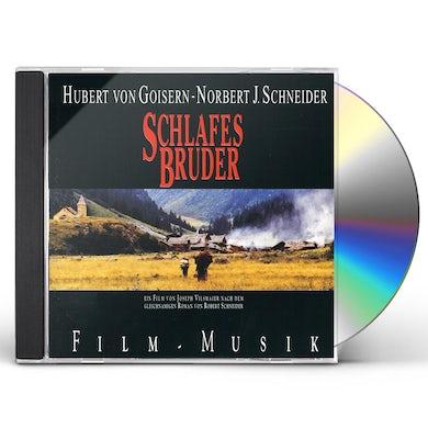 Hubert von Goisern Original Soundtrack SCHLAFES BRUDER CD