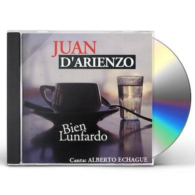 Juan d'Arienzo BIEN LUNFARDO CD