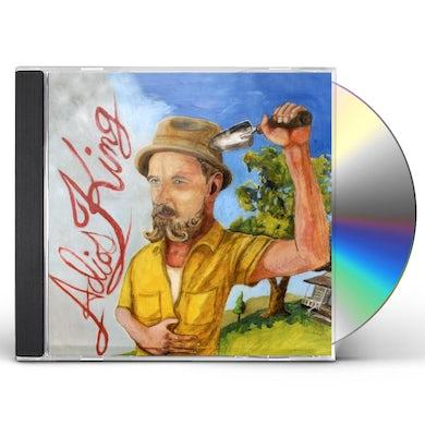 Louis Ledford ADIOS KING CD