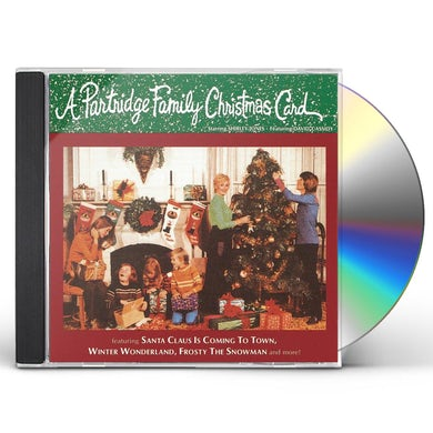 PARTRIDGE FAMILY CHRISTMAS CD