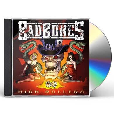 HIGH ROLLERS CD