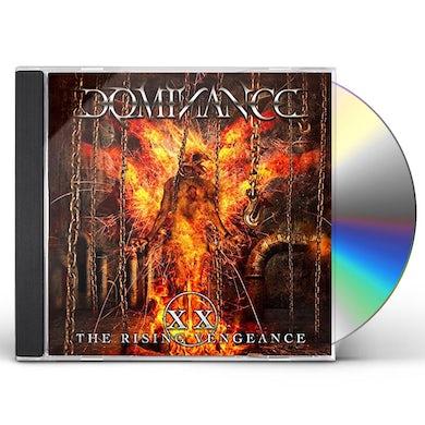 Dominance XX: THE RISING VENGEANCE CD