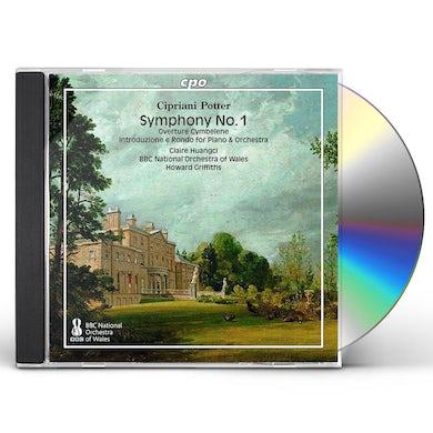POTTER / HUANGCI / GRIFFITHS SYMPHONY 1 CD
