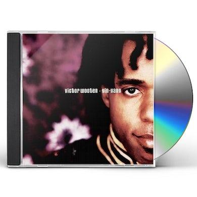 Victor Wooten YIN YANG CD