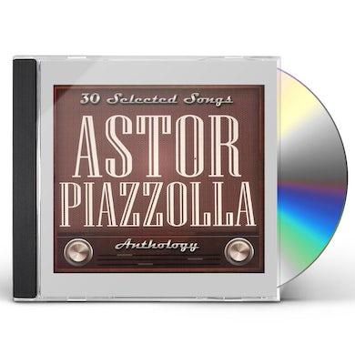 ASTOR PIAZZOLLA-30 SELECTED SONGS CD