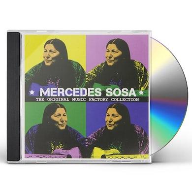 Mercedes Sosa ORIGINAL MUSIC FACTORY COL CD
