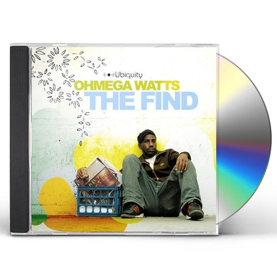 Ohmega Watts FIND CD